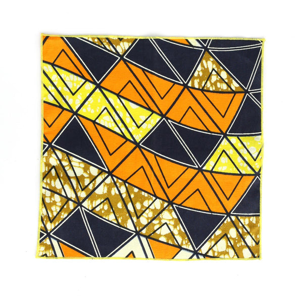 Prism Pocket Square - Angelo Igitego