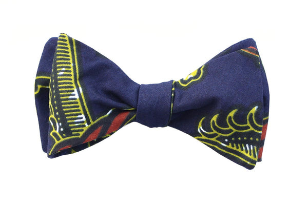 Warrior Bow Tie - Angelo Igitego