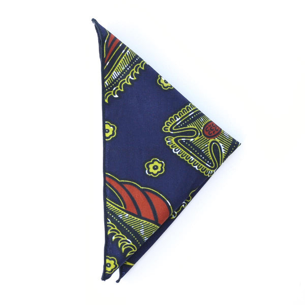 Warrior Pocket Square - Angelo Igitego