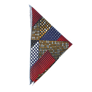 Fleck Pocket Square - Angelo Igitego