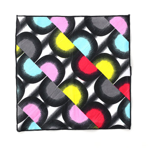 Candyland Pocket Square - Angelo Igitego