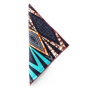 Reef Pocket Square - Angelo Igitego