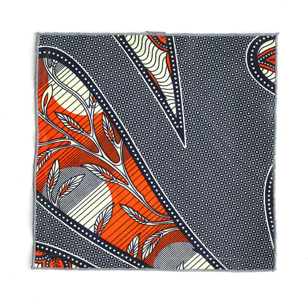Dahlia Pocket Square - Angelo Igitego