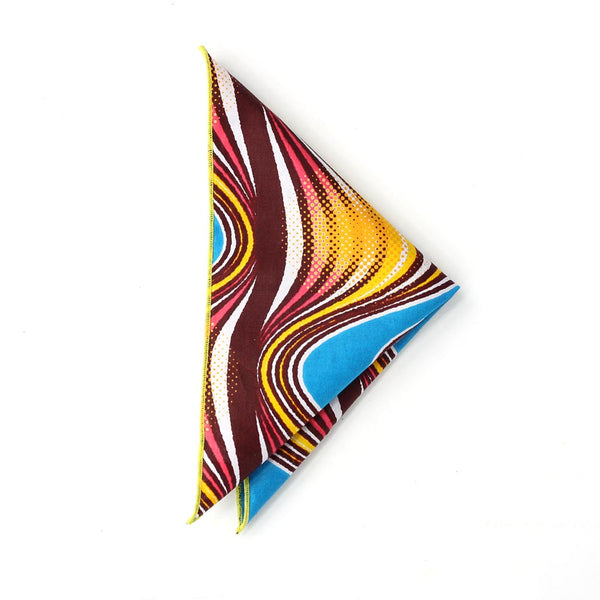 Lollipop Pocket Square - Angelo Igitego