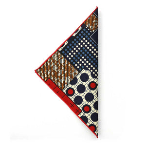 Posh Pocket Square - Angelo Igitego