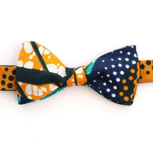 Tiger Melon Bow Tie - Kids - Angelo Igitego