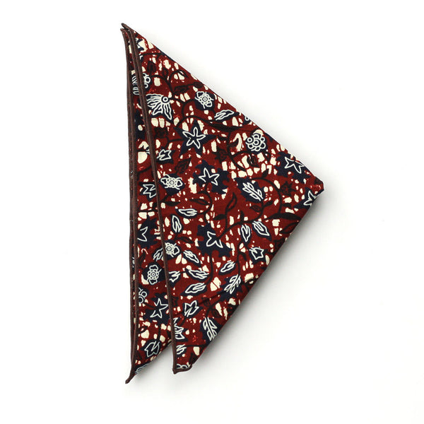 Jungle Pocket Square - Angelo Igitego