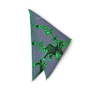 Animal Pocket Square - Angelo Igitego