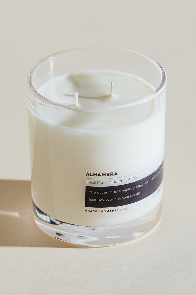 Grace & James Candle - Alhambra