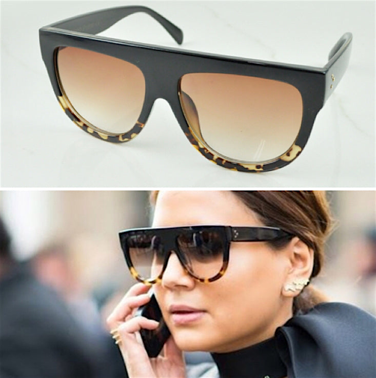 Kimmy Sunglasses - Tortoise