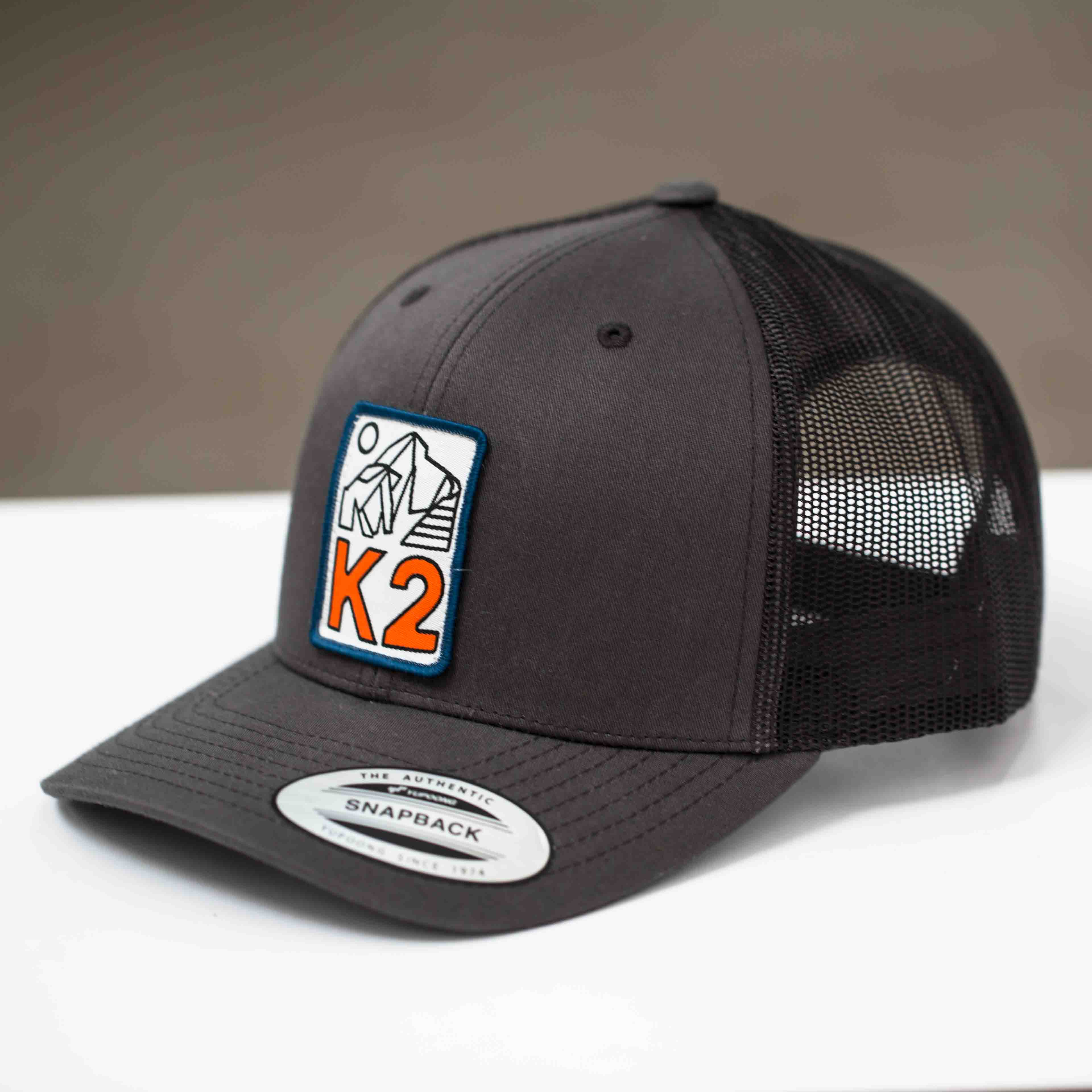 K2 Adventure Trucker Cap - GREY