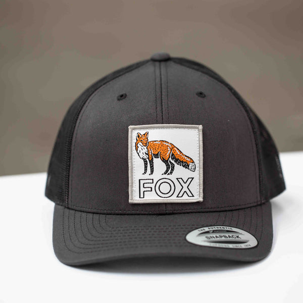 FOX Trucker Cap - Grey