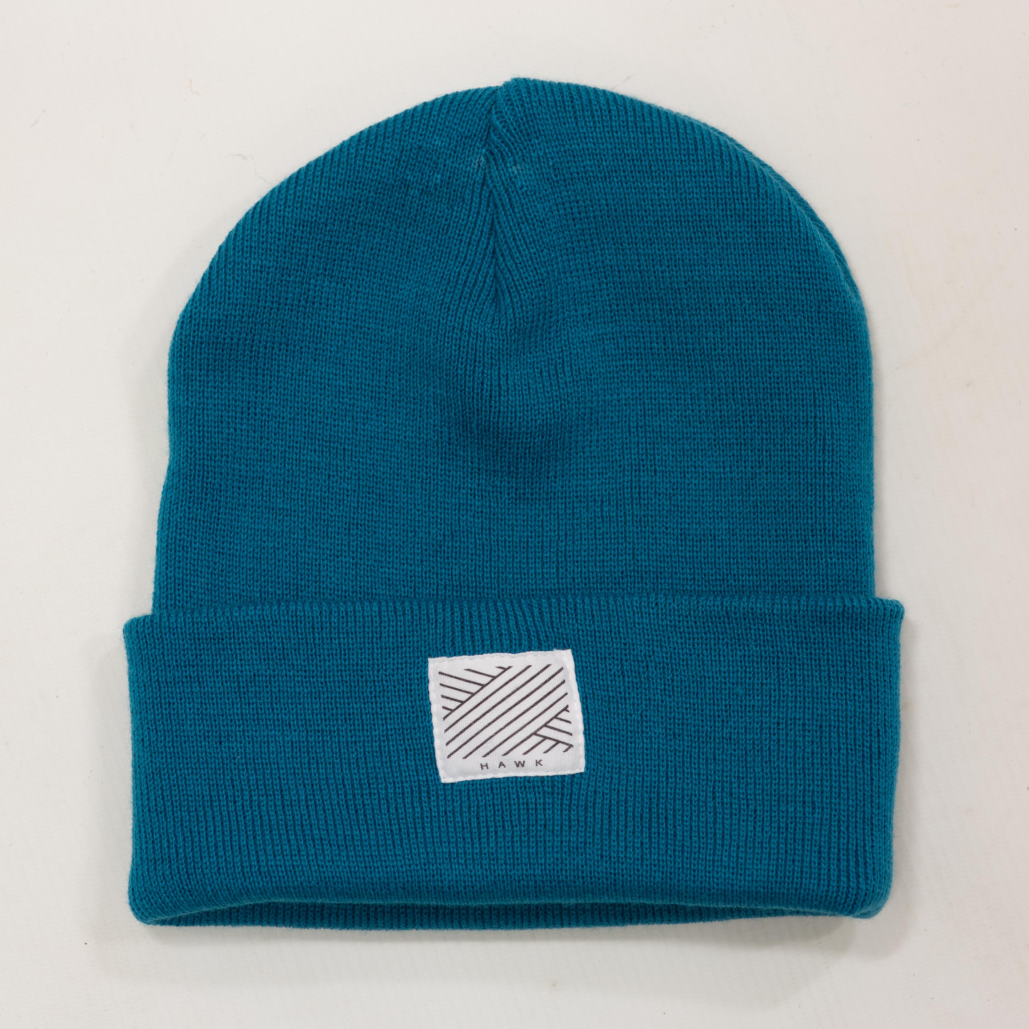 Intertwined - Emerald Beanie