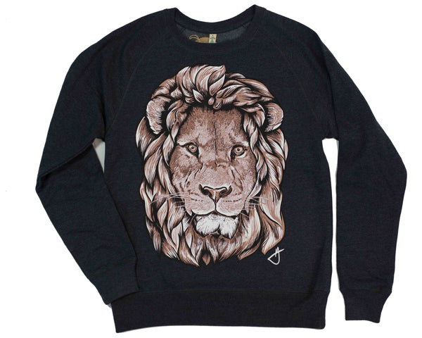 LION Recycled Sweatshirt