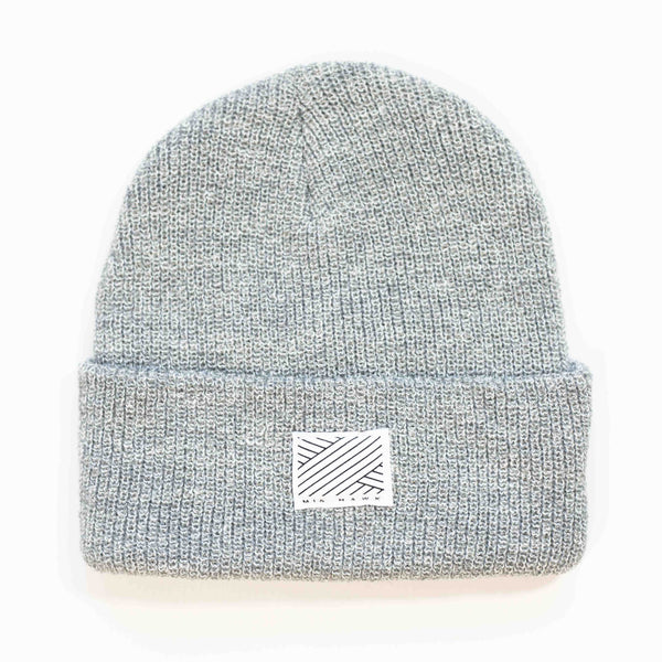 Intertwined Ice Beanie