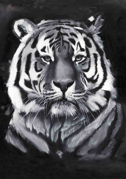 Tiger Giclee Print