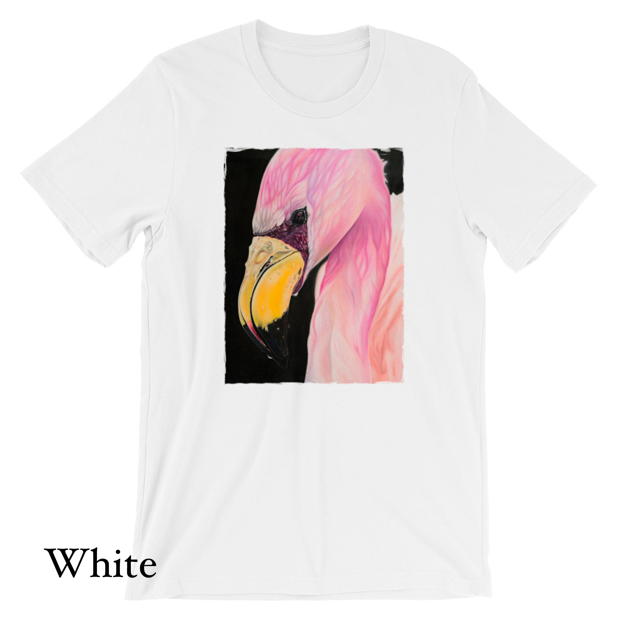 Flamingo Dreams Graphic Tee