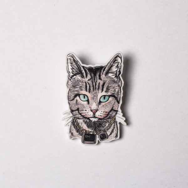 Copy Cat Pin
