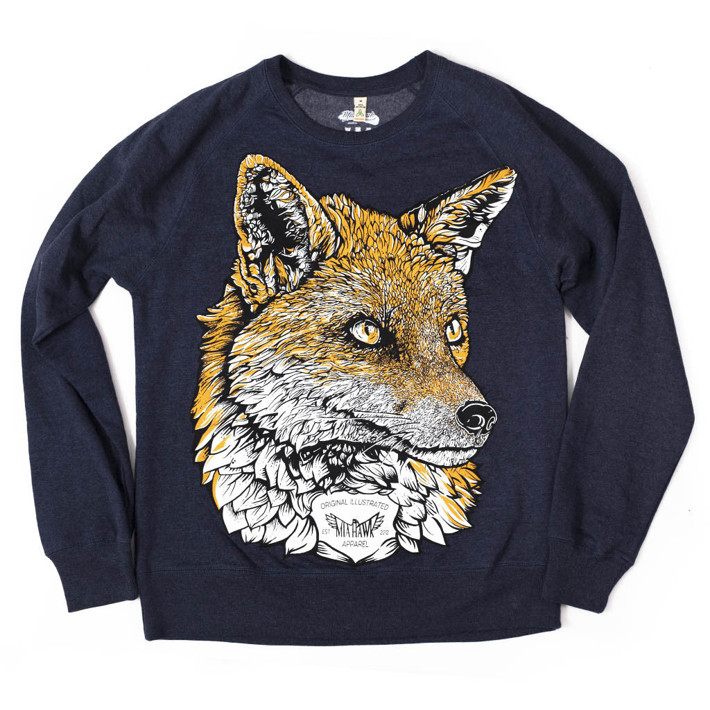 FOX Recycled Sweatshirt