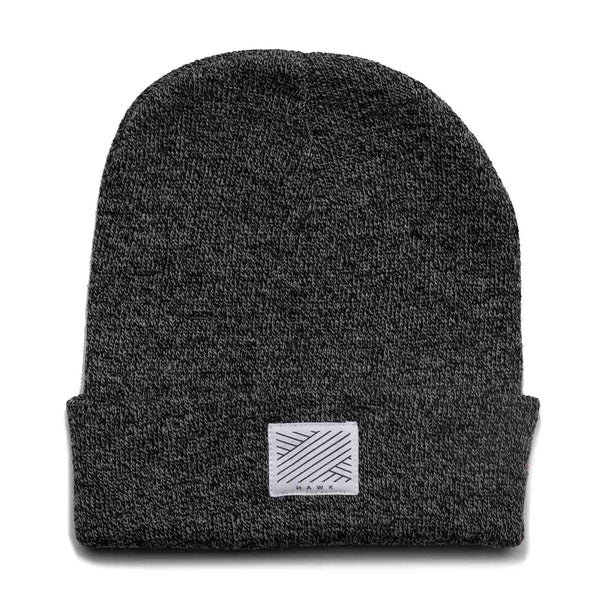 Intertwined -  Dark Speckled Beanie