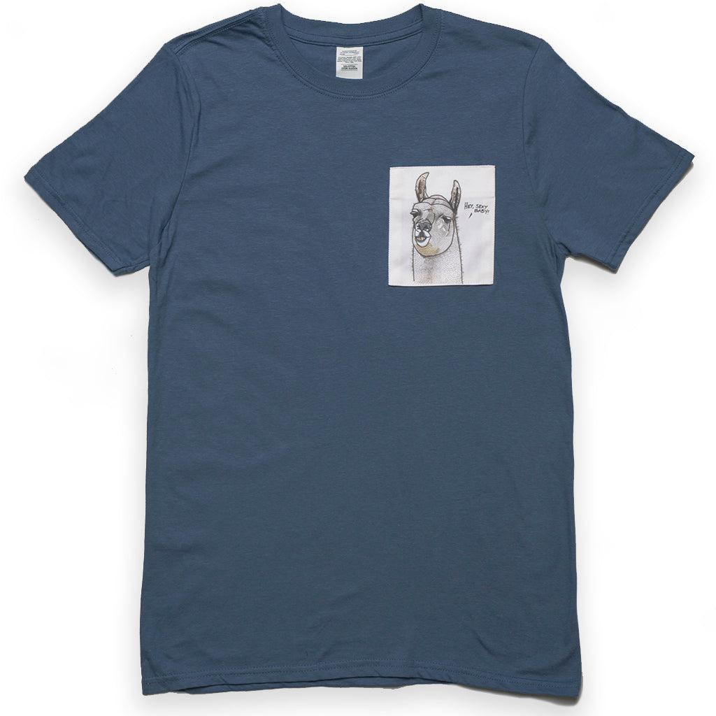 Lama POCKET TEE