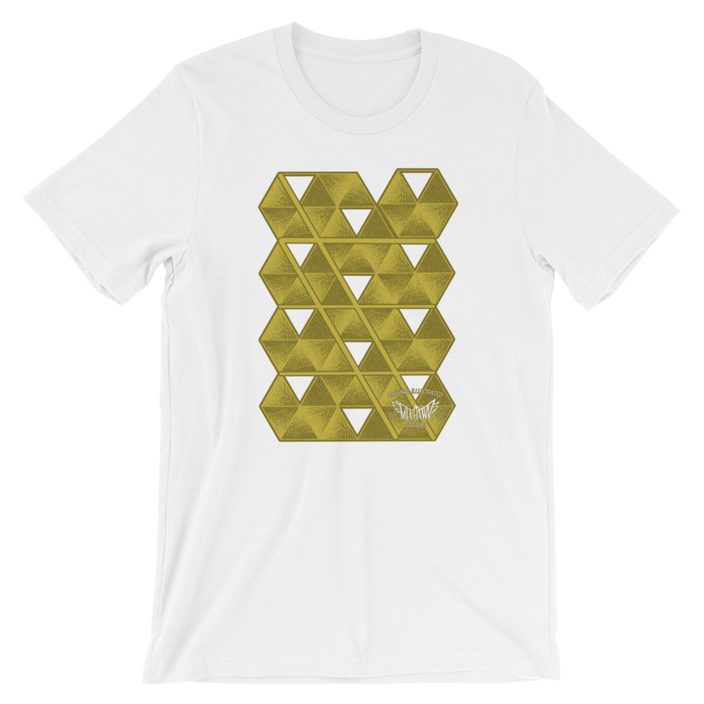 Triangle Geometric Graphic Tee