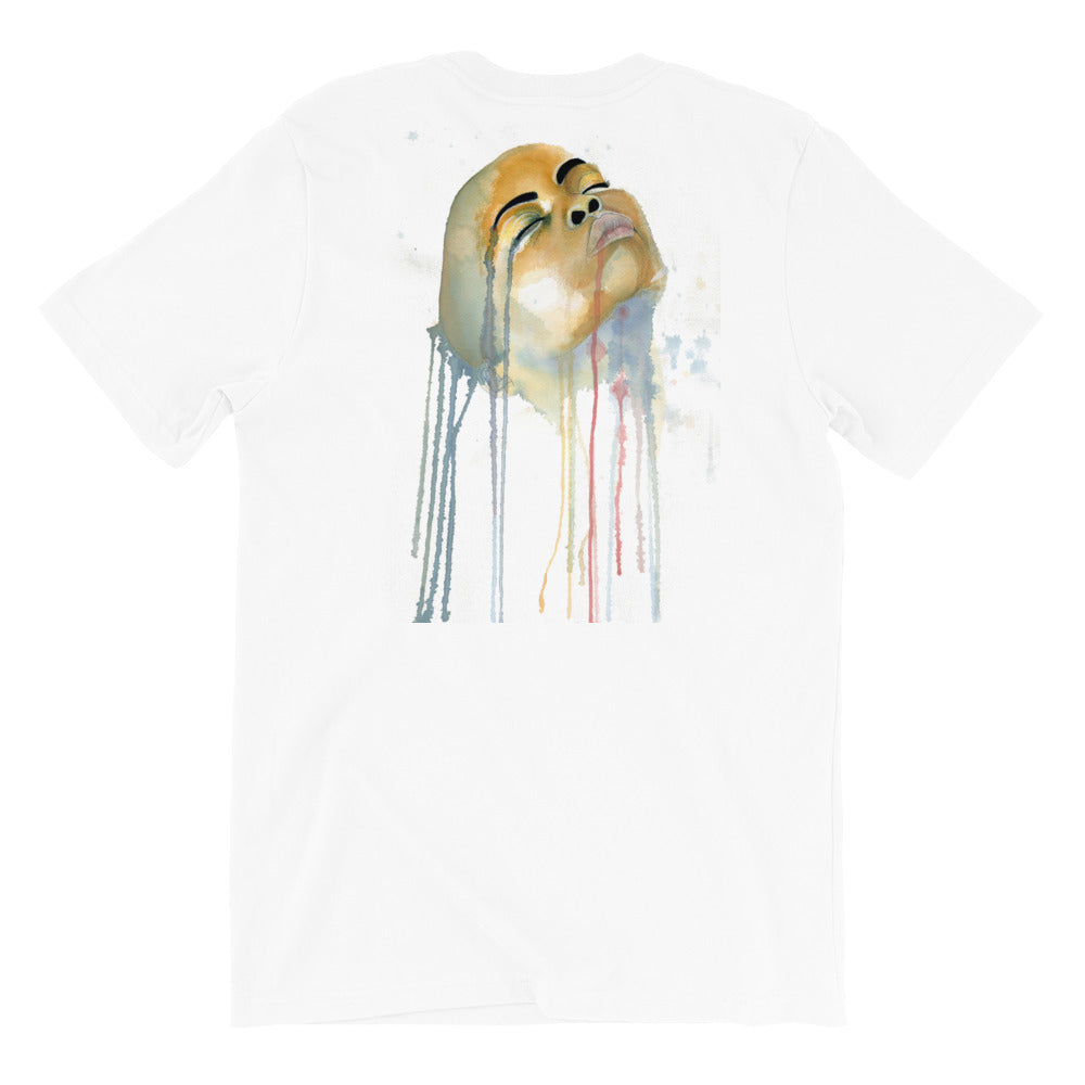 Dreaming BACK PRINT graphic tee