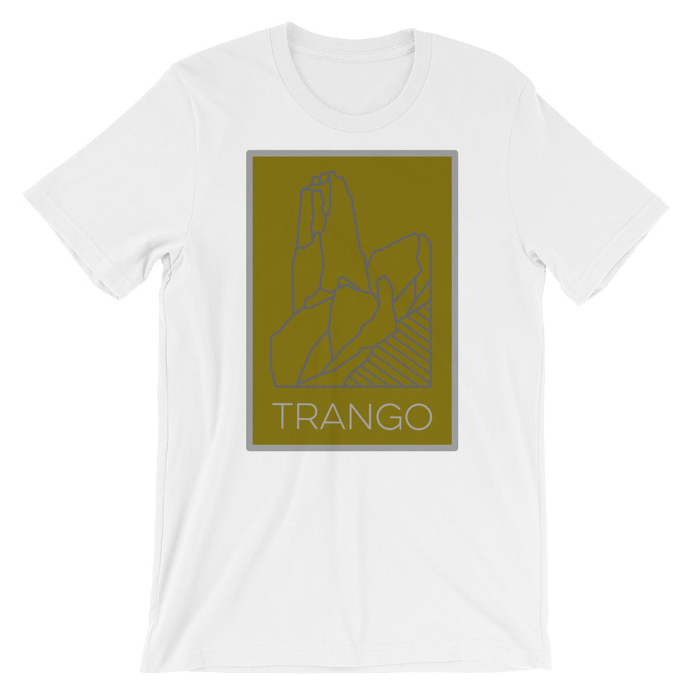 TRANGO TOWER graphic tee