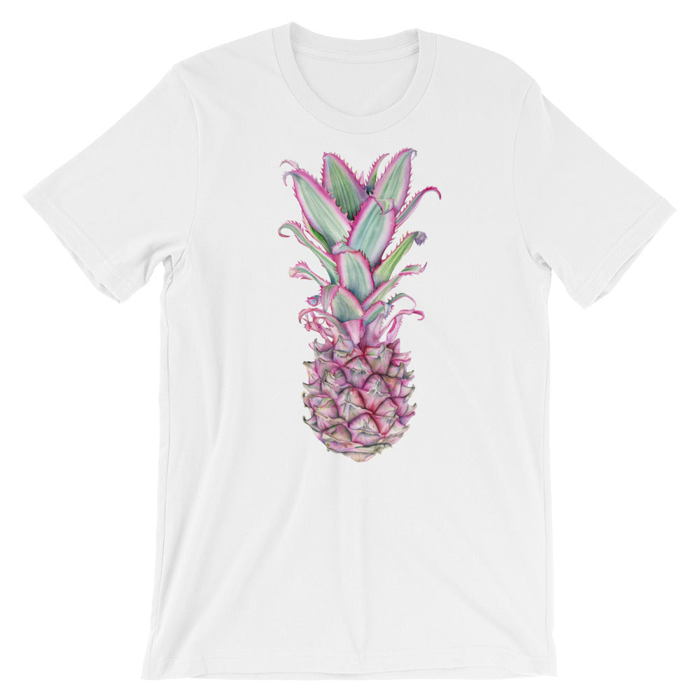Pink Pineapple Graphic T-shirt
