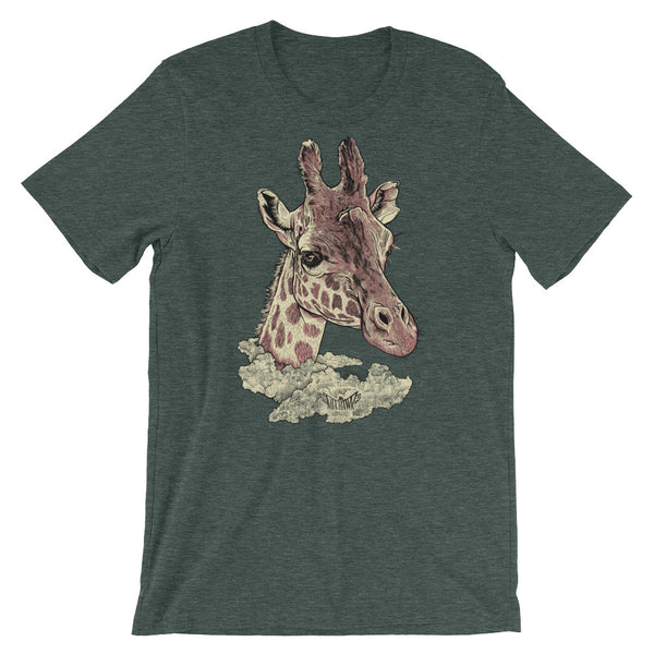Giraffe Graphic Tee