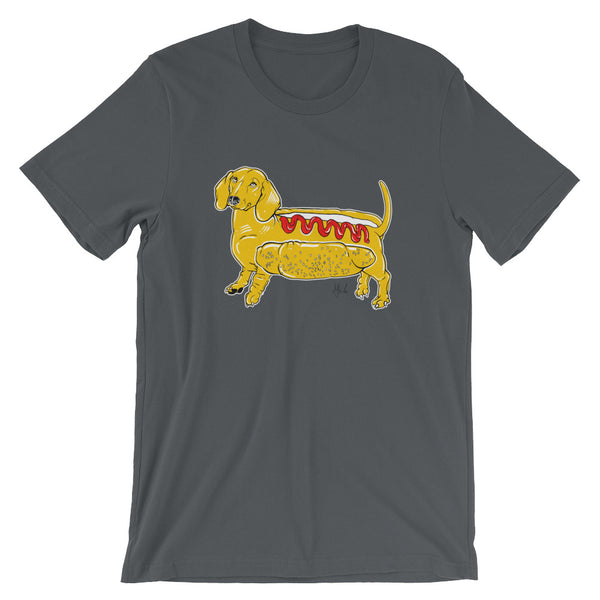 Sausage Dog Graphic Tee