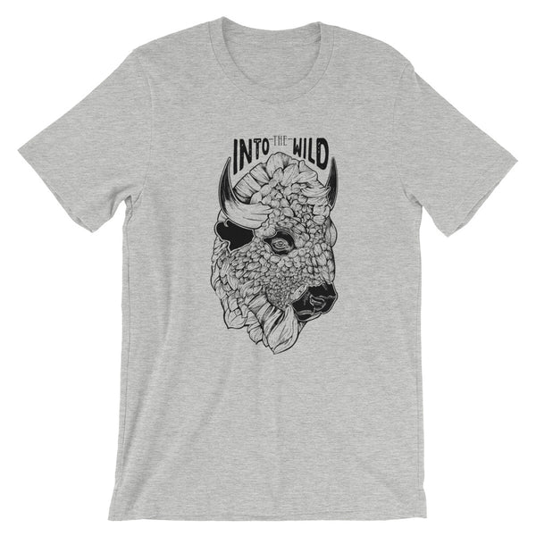 INTO THE WILD graphic tee