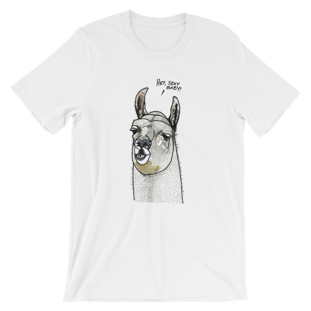 Lama Graphic Tee