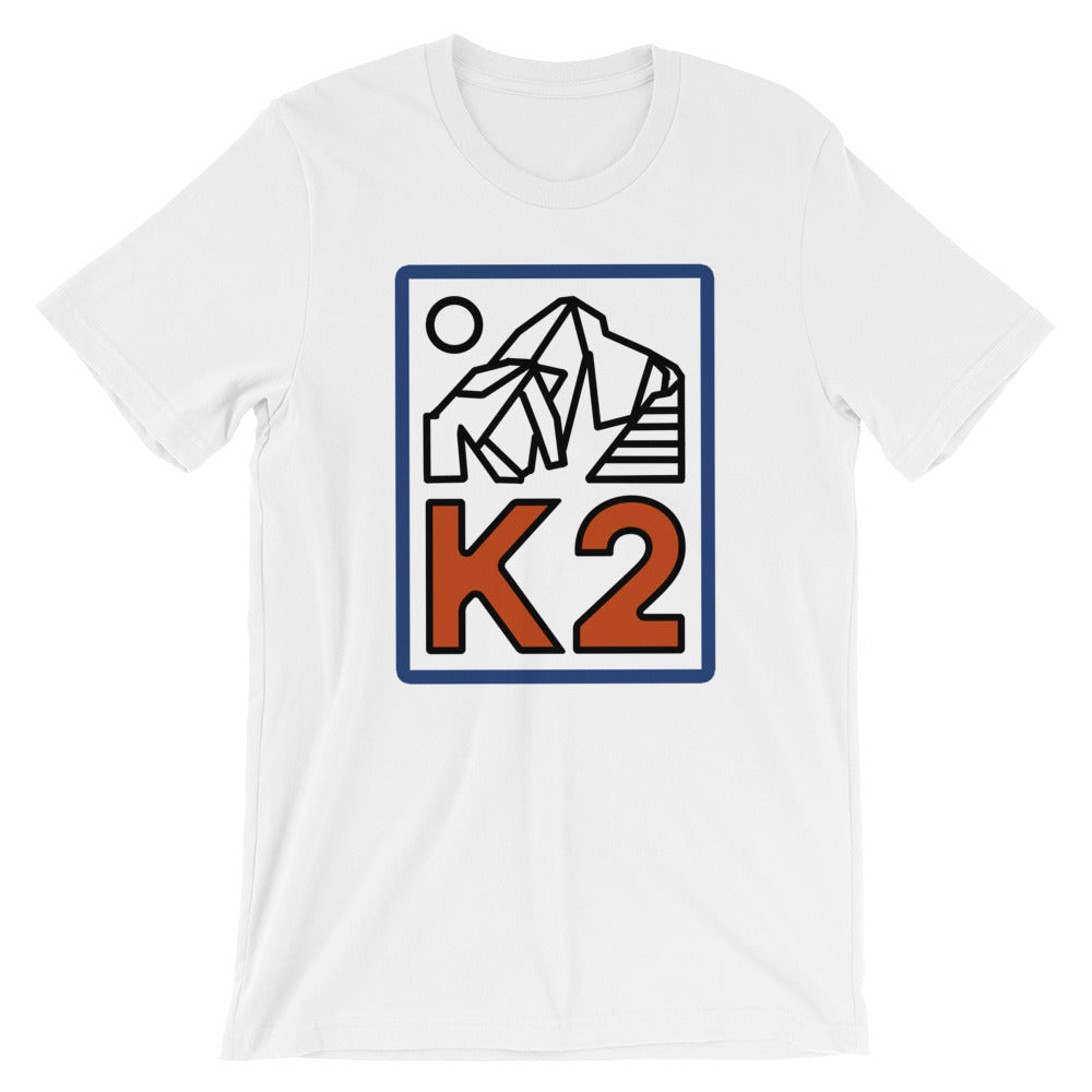 K2 graphic t-shirt