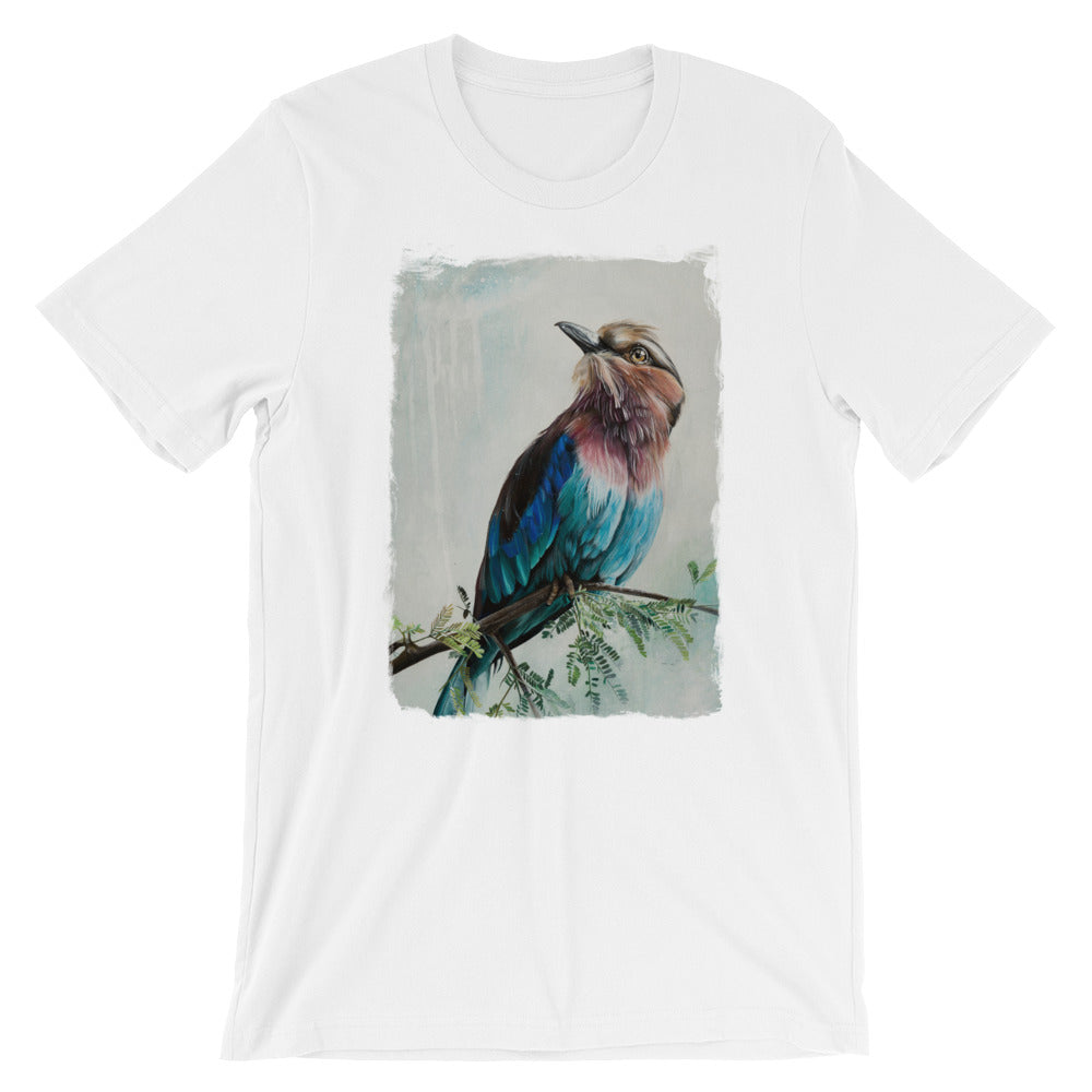 LILAC CHESTED ROLLER Graphic Tee