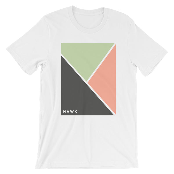 Tri Colour Graphic Tee