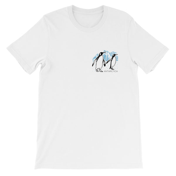Antarctica Graphic Tee