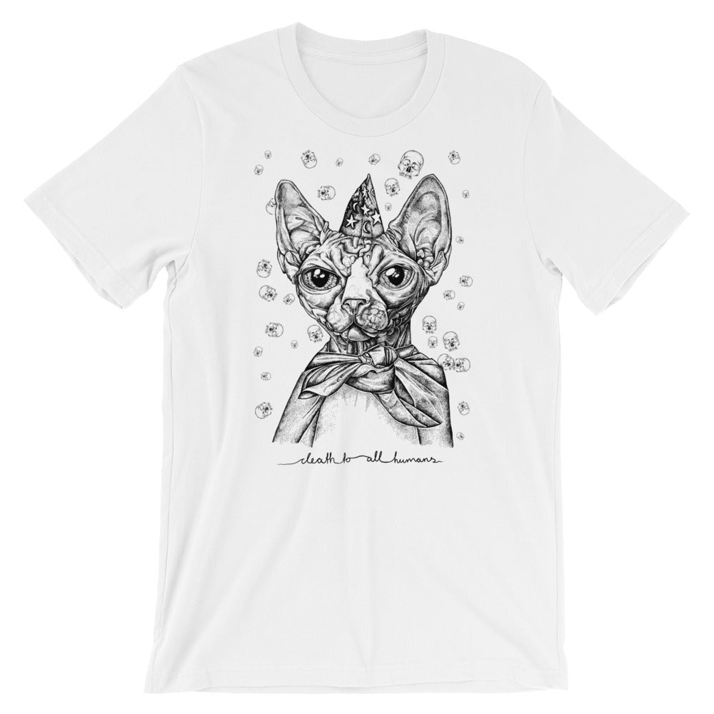 WIZARD CAT'S DREAM Graphic Tee
