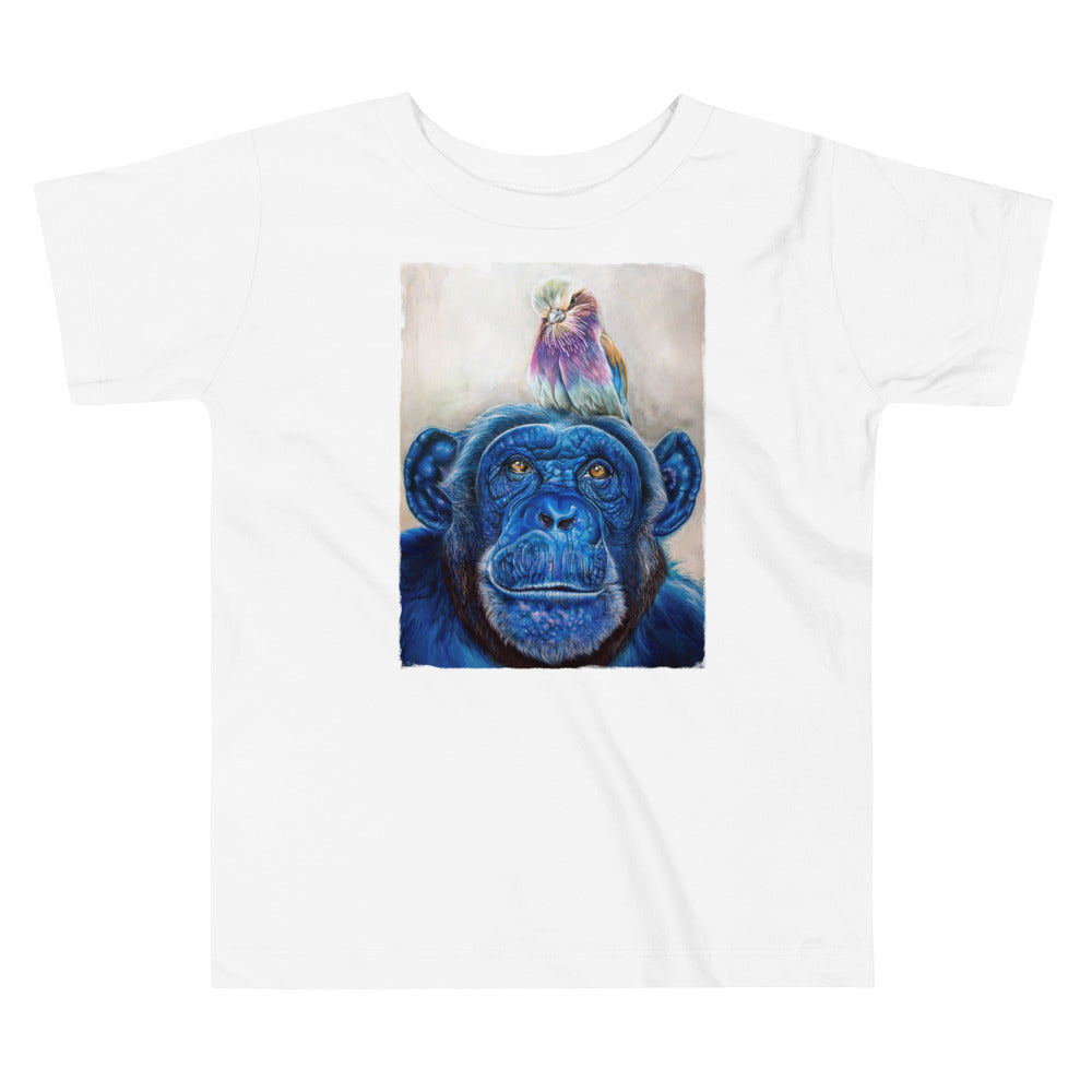 Billy And Blue Toddler  Tee