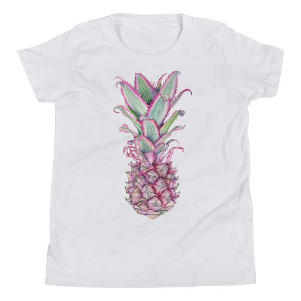 Pink Pineapple Kids T shirt