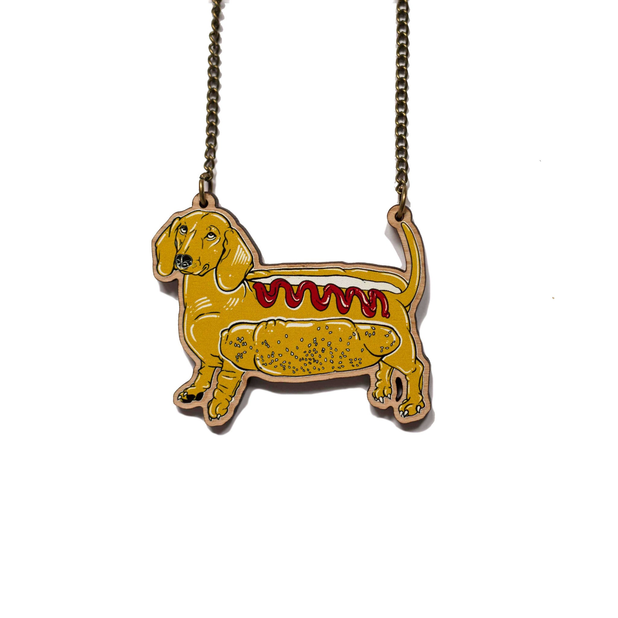 dog stern design sterndesignworks balloon necklace products works