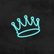 crown neon sign LED kid room mk neon