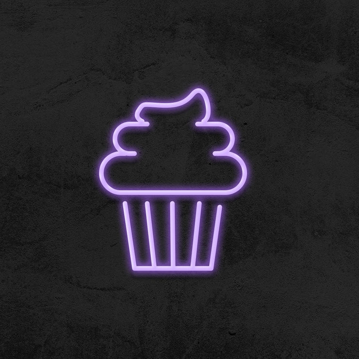 cake neon sign led mk neon