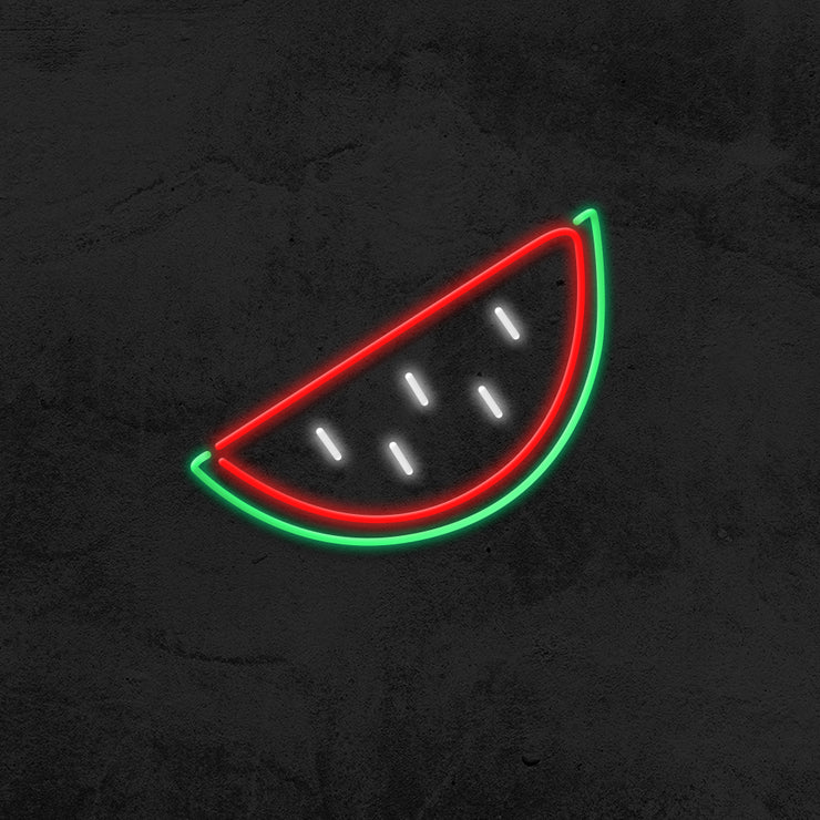 Watermelon - LED Neon Sign