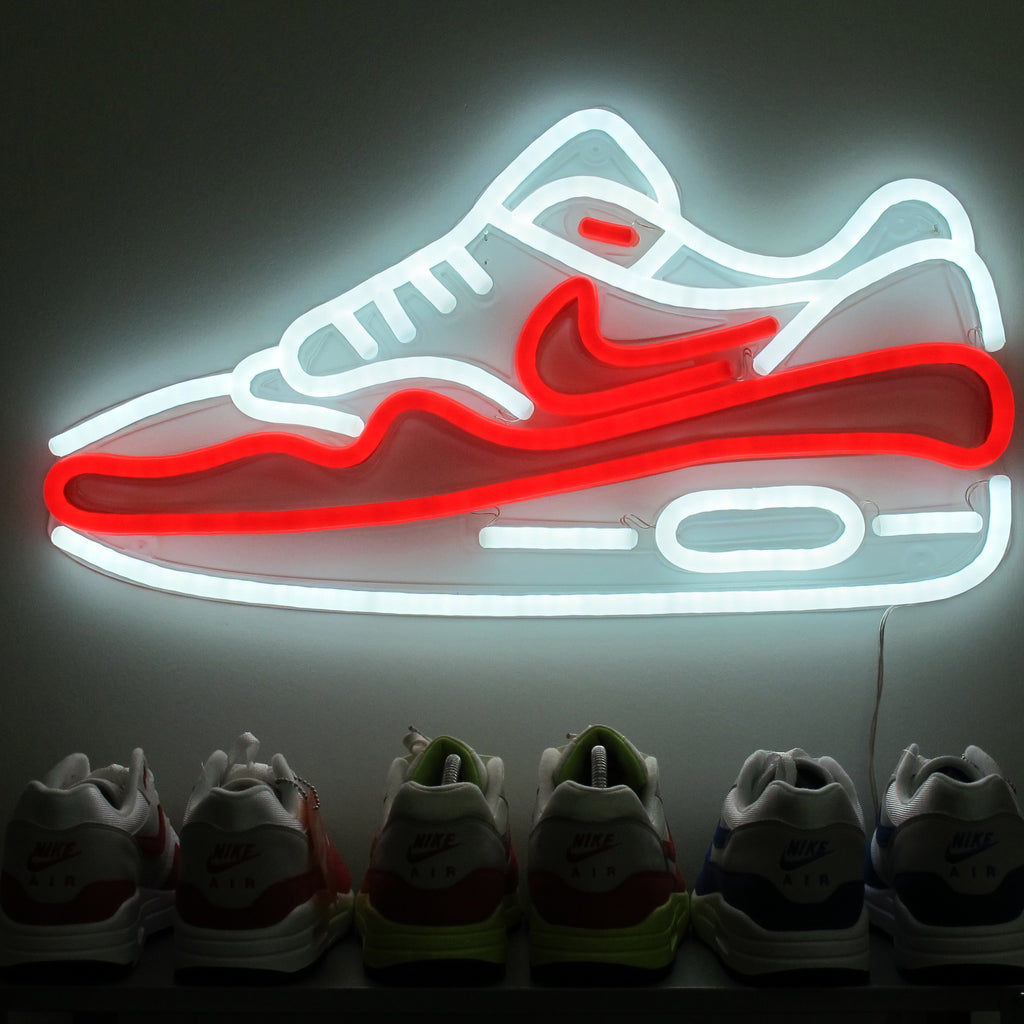 100% authentic 1c2f6 e4786 ... Air Max 1   LED Neon Sign  Maxi Size  - MK Neon ...