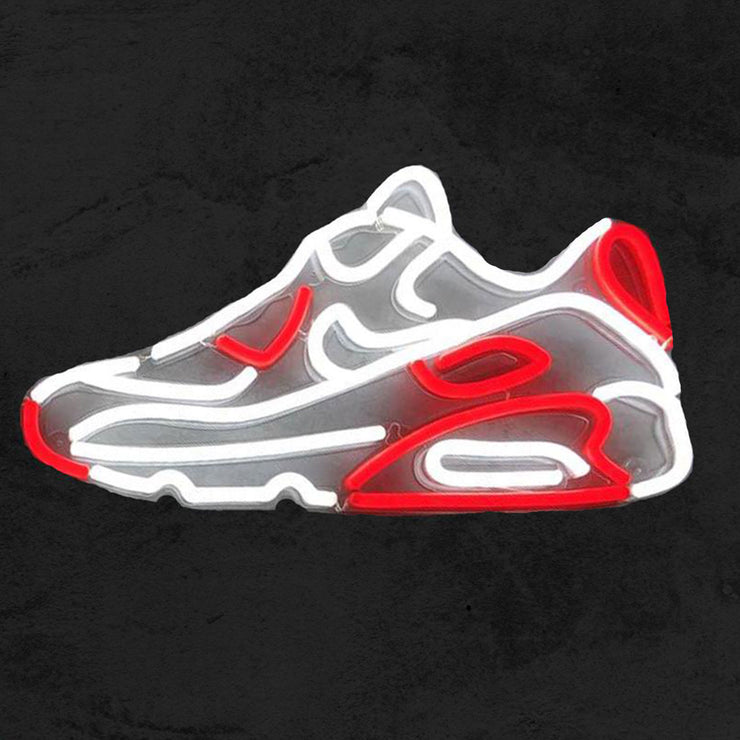 Air Max 90 LED Neon Sign [Maxi Size] - MK Neon