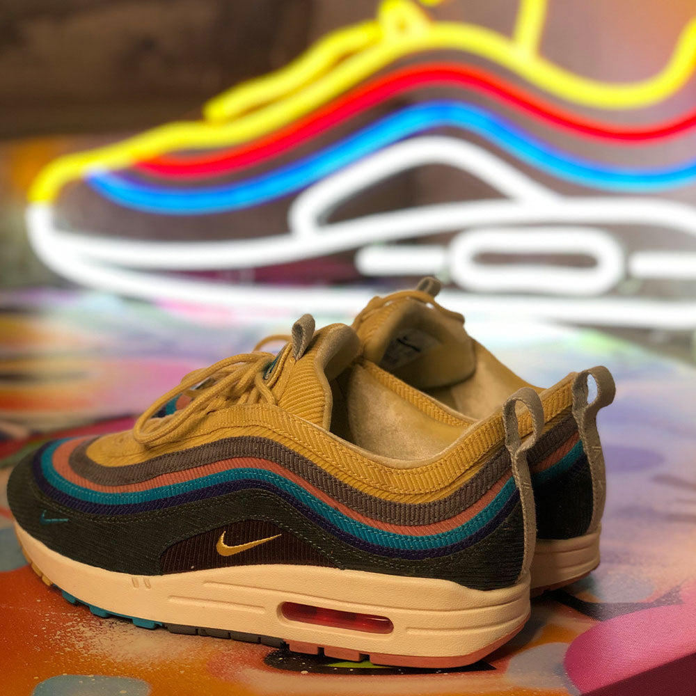 on sale ab0a9 b6467 Air Max 1/97 SW | Neon Sign [Maxi Size]