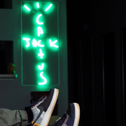 Cactus Jack Light by Travis Scott LED Neon Sign - MK Neon