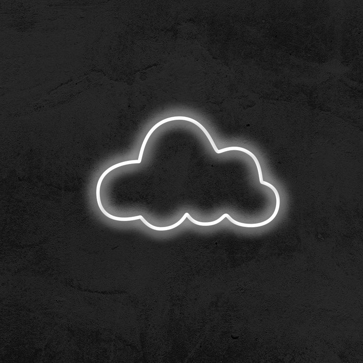 Cloud - LED Neon Sign