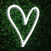 Heart - LED Neon Sign - MK Neon